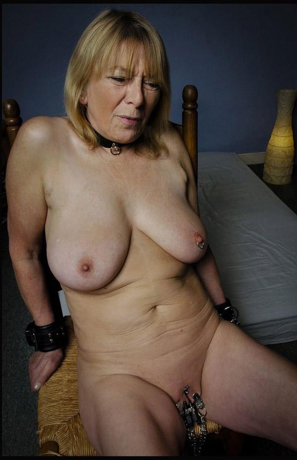 Françoise bourgeoise offerte au SM 5